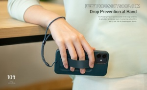 Ốp iPhone 12 ProMax - UNIQ Heldro Antimicrobial